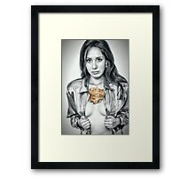 THE ROSE  No. 3    ... Framed Print