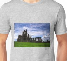 Whitby Abbey Ruin Unisex T-Shirt
