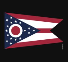 Ohio State Flag T-Shirt