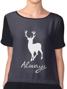 HP-always Chiffon Top