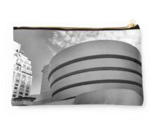Guggenheim Museum, New York City, Frank Lloyd Wright Studio Pouch
