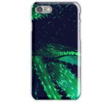 Dark Tropical Scene iPhone Case/Skin