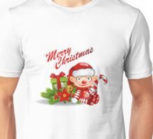 Santa Helper Unisex T-Shirt