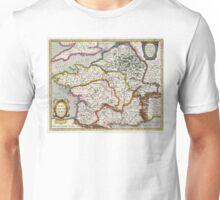 France - 1657 Unisex T-Shirt