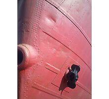 Ship Bow Photographic Print
