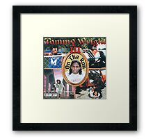 Tommy Wright III Framed Print