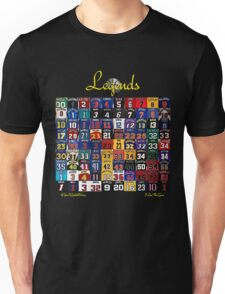 Basketball Legends Unisex T-Shirt