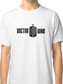 Doctor who logo Classic T-Shirt