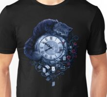 Time in Wonderland Unisex T-Shirt