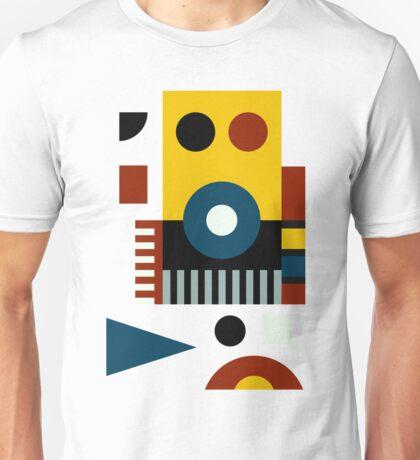 SPEECH AT THE BAUHAUS Unisex T-Shirt