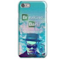 Breaking Bad Walter White Glitched phone case iPhone Case/Skin