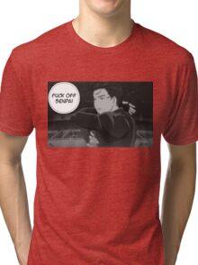senpai Tri-blend T-Shirt