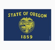 Oregon State Flag by USAswagg2
