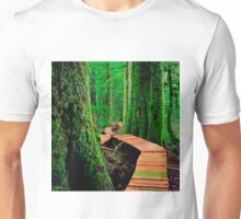 Rainforest Walk Unisex T-Shirt