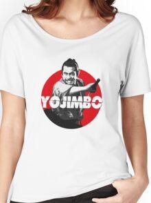 Yojimbo - Toshiro Mifune Women's Relaxed Fit T-Shirt