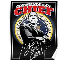 Commander In Chief Poster