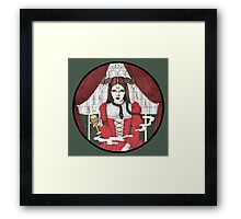 Blood Drinker Framed Print