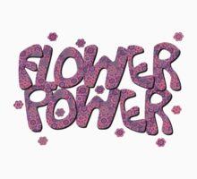 Floral Riot - Pink Wash Kids Tee