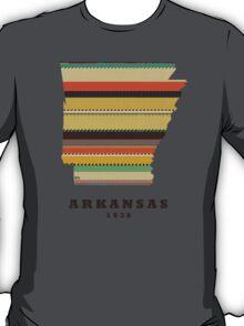 arkansas state map T-Shirt