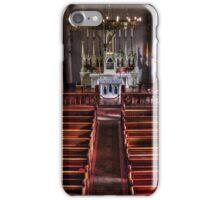 Saint Mary's Virginia City iPhone Case/Skin