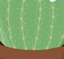 Santa Hat Cactus  Sticker