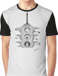 Stop the Insanity Graphic T-Shirt