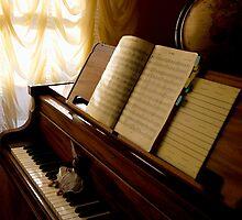 Piano by Maryna Gumenyuk