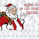 Wishing You An Old Fashioned Christmas by Vickie Emms