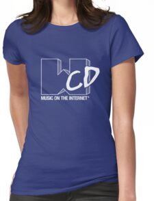 I WANT MY WHAT.CD Womens Fitted T-Shirt