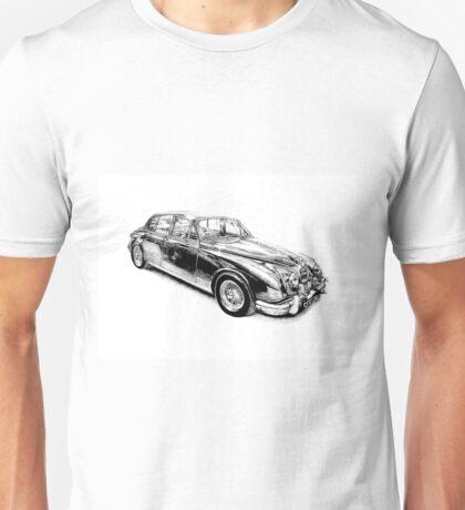 Jaguar Mk2 Unisex T-Shirt
