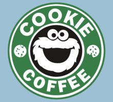 Cookie Coffee Kids Tee