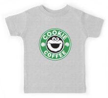 Cookie Coffee Kids Tee