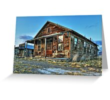 The Old Wendel General Store Greeting Card