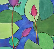 Waterlily 1 by TIART