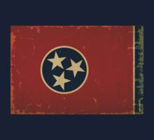 Tennessee State Flag VINTAGE by USAswagg2