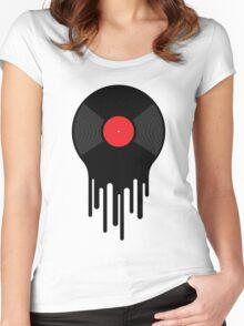 Liquid Sound Women's Fitted Scoop T-Shirt