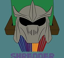 SHREDDER.  by Charles  Perry