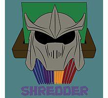 SHREDDER.  Photographic Print