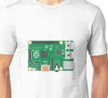 Raspberry Pi 3 Board Unisex T-Shirt