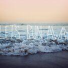 Let's Run Away x Arcadia Beach by Leah Flores