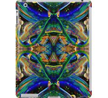 When silence is heard its music comes alive iPad Case/Skin