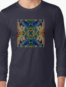 When silence is heard its music comes alive Long Sleeve T-Shirt