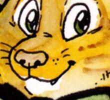 Cat! Sticker Sticker