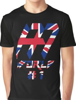 British Andy Murray best world tennis player Graphic T-Shirt