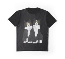 Three Eyed Cats Graphic T-Shirt