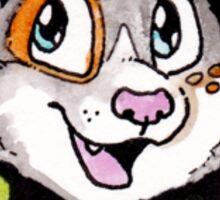 Kitty! Sticker Sticker