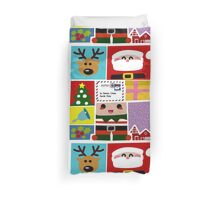 Xmas Pattern Duvet Cover