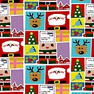 Xmas Pattern by Sonia Pascual