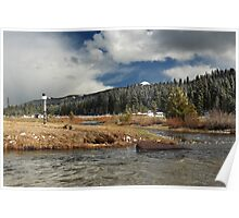 Deer Creek Meadows Poster