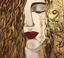 Golden Tears. by LillySparks